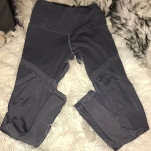 Victoria secret high waisted leggings